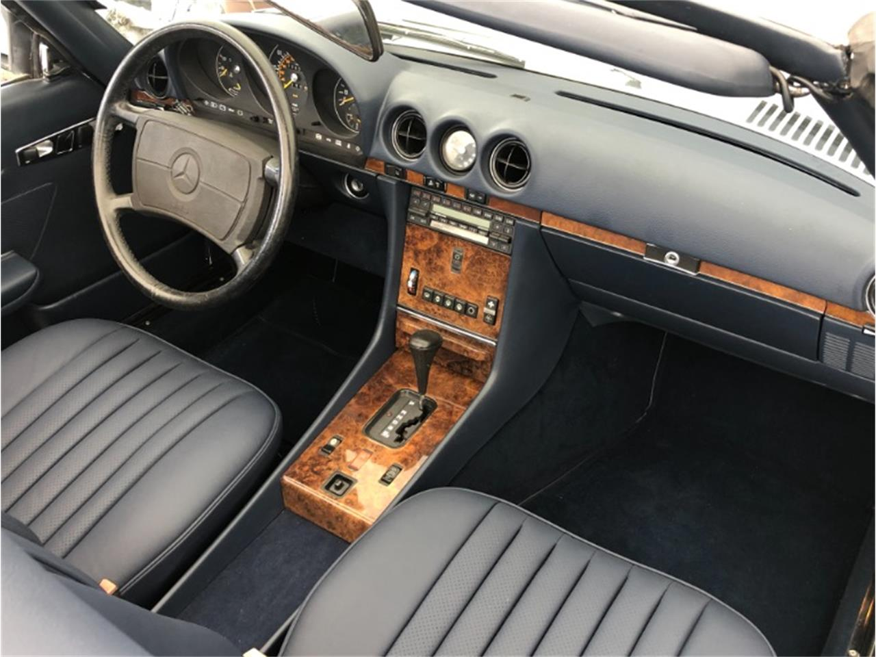 1988 Mercedes-Benz 560 (CC-1359962) for sale in Los Angeles, California