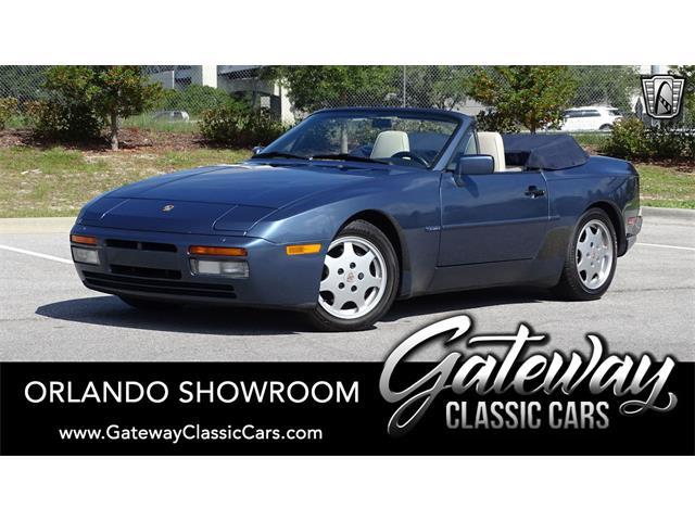 1990 Porsche 944 (CC-1359964) for sale in O'Fallon, Illinois
