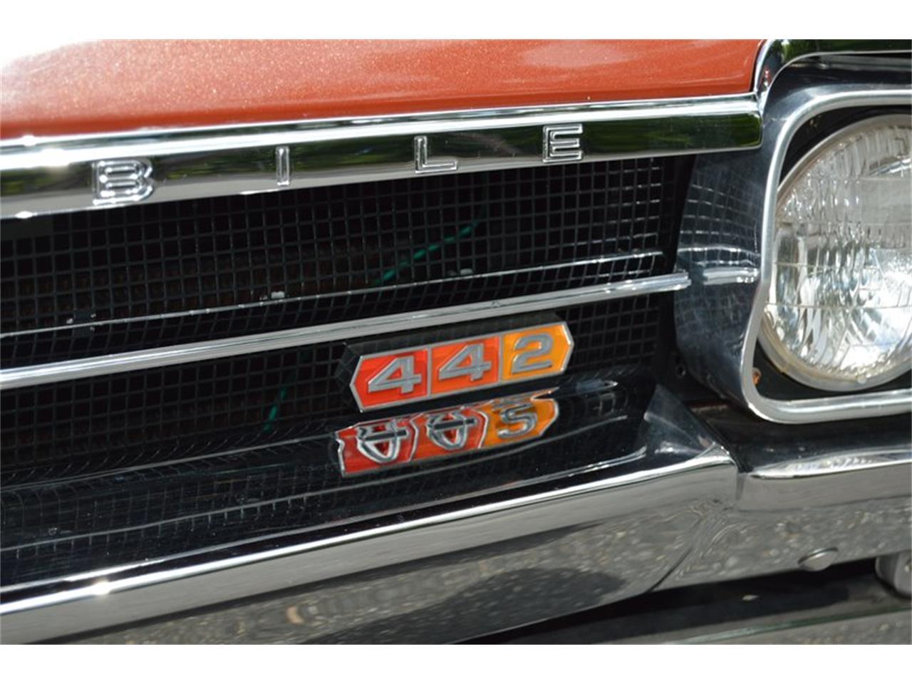 1966 Oldsmobile 442 (CC-1359967) for sale in Springfield, Massachusetts