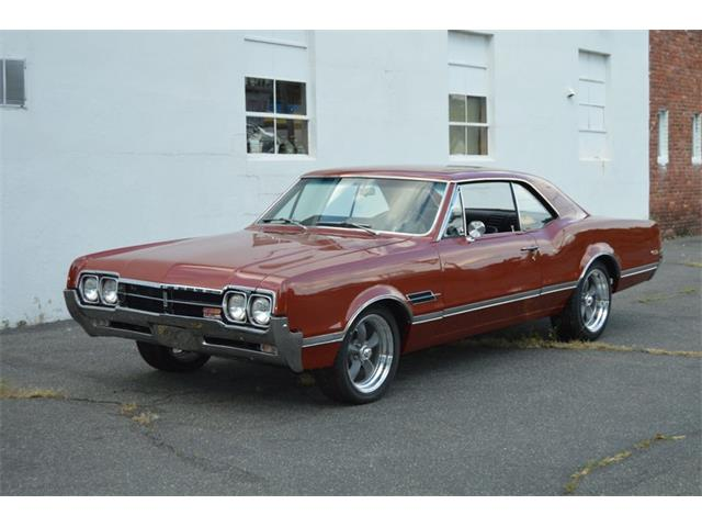 1966 Oldsmobile 442 (CC-1359967) for sale in Springfield, Massachusetts