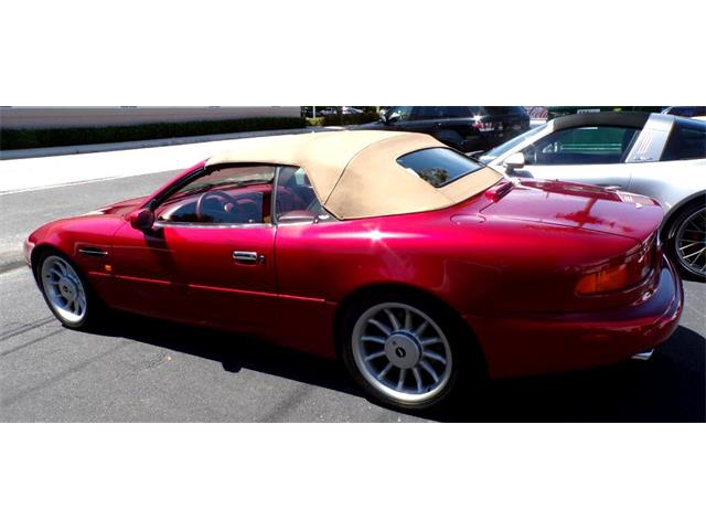 1997 Aston Martin DB7 (CC-1359975) for sale in Boca Raton, Florida