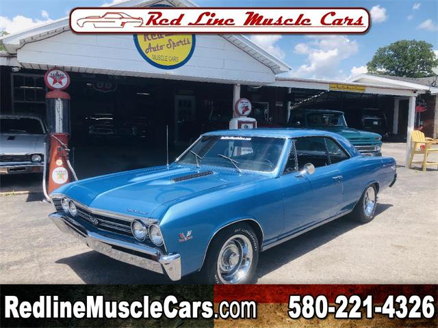 1967 Chevrolet Chevelle SS (CC-1359984) for sale in Wilson, Oklahoma