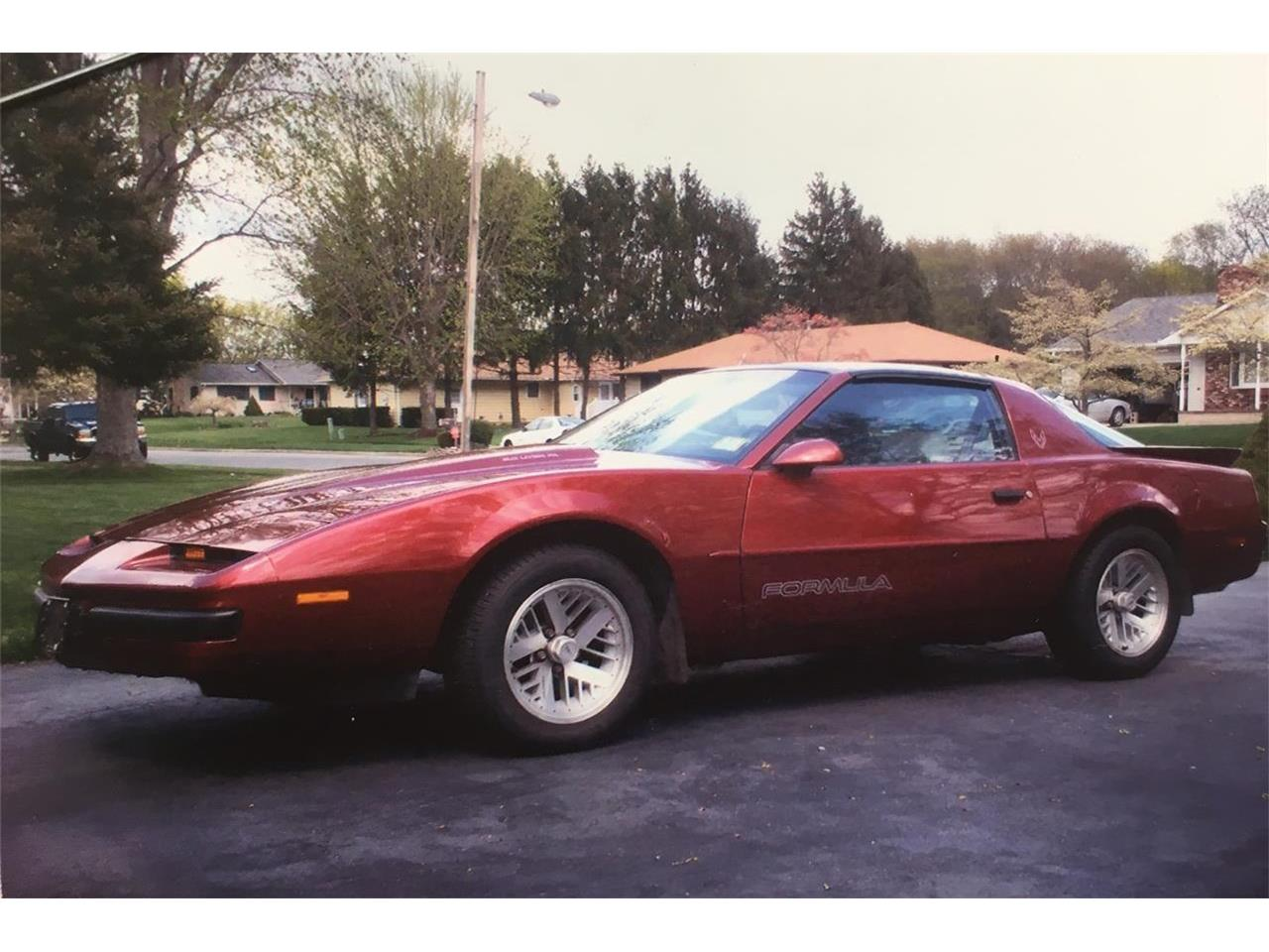 1989 Pontiac Firebird Formula (CC-1361001) for sale in Sicklerville, New Jersey