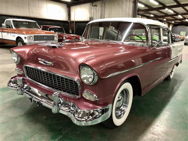 1955 Chevrolet Bel Air (CC-1361008) for sale in Sherman, Texas
