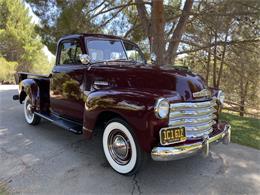 1952 Chevrolet 3100 (CC-1361024) for sale in Paso Robles, California