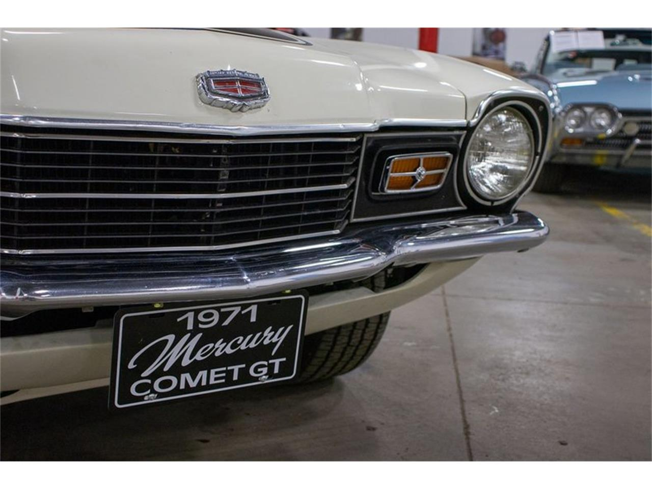 1971 Mercury Comet (CC-1361030) for sale in Kentwood, Michigan