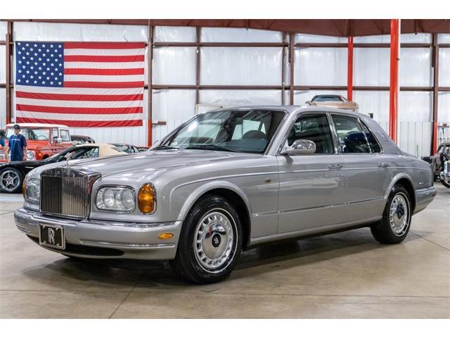 1999 Rolls-Royce Silver Seraph (CC-1361036) for sale in Kentwood, Michigan