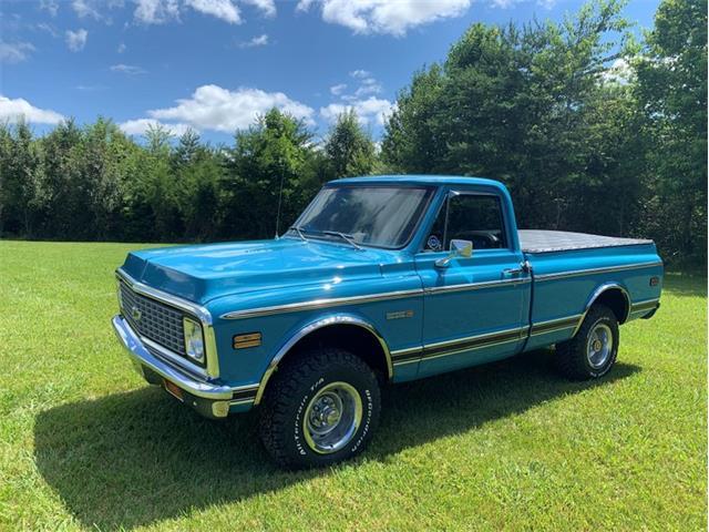 1972 Chevrolet C10 (CC-1361052) for sale in Greensboro, North Carolina