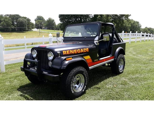1985 Jeep Wrangler (CC-1361054) for sale in Greensboro, North Carolina