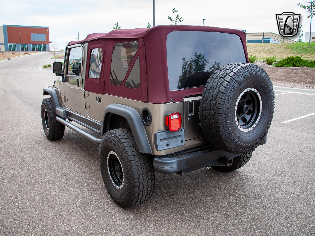 2003 Jeep Wrangler (CC-1361059) for sale in O'Fallon, Illinois