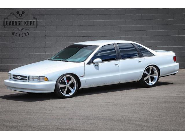 1994 Chevrolet Caprice (CC-1360106) for sale in Grand Rapids, Michigan