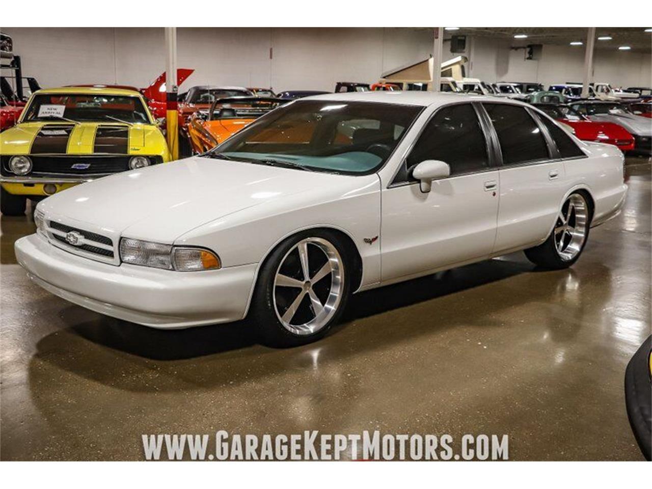 1994 Chevrolet Caprice (CC-1360106) for sale in Grand Rapids, Michigan