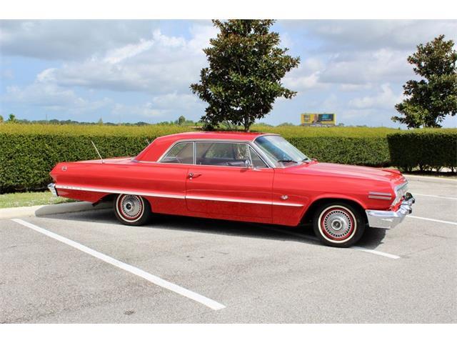 1963 Chevrolet Impala (CC-1361064) for sale in Sarasota, Florida