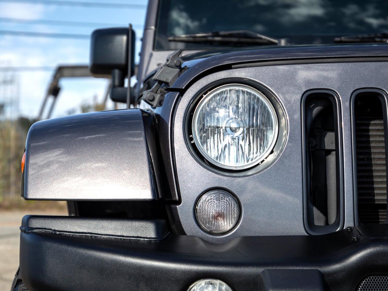 2016 Jeep Wrangler (CC-1361076) for sale in Marina Del Rey, California