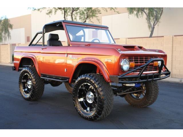 1966 Ford Bronco (CC-1361081) for sale in Phoenix, Arizona