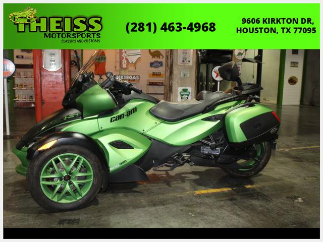 2012 Can-Am Spyder (CC-1361084) for sale in Houston, Texas
