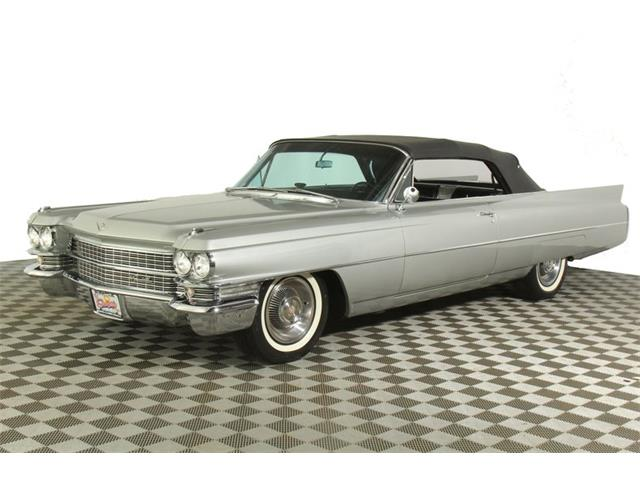 1963 Cadillac Convertible (CC-1361103) for sale in Elyria, Ohio