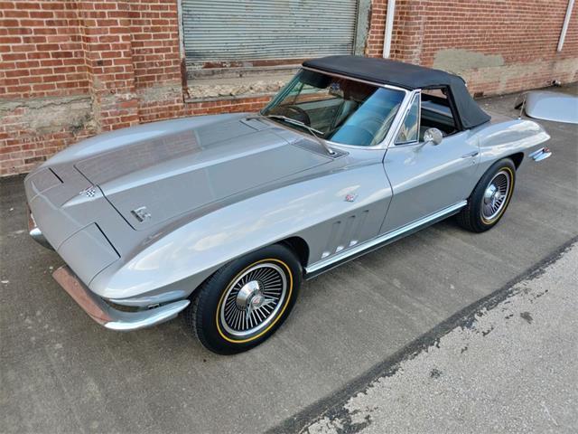 1966 Chevrolet Corvette (CC-1361108) for sale in N. Kansas City, Missouri