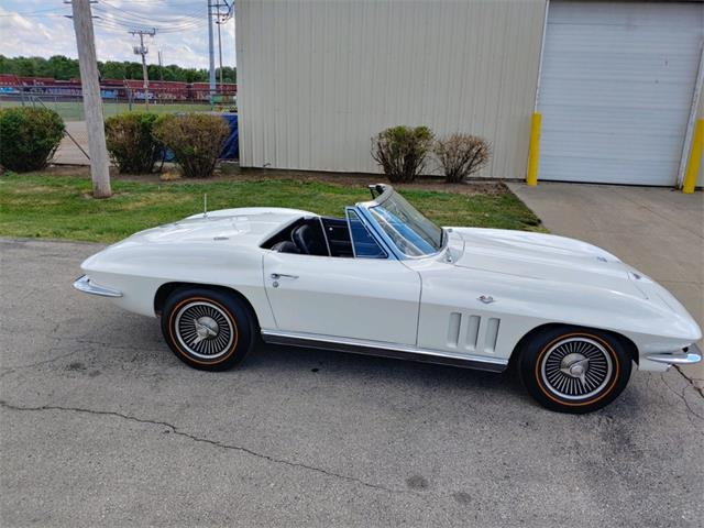 1966 Chevrolet Corvette (CC-1361110) for sale in N. Kansas City, Missouri