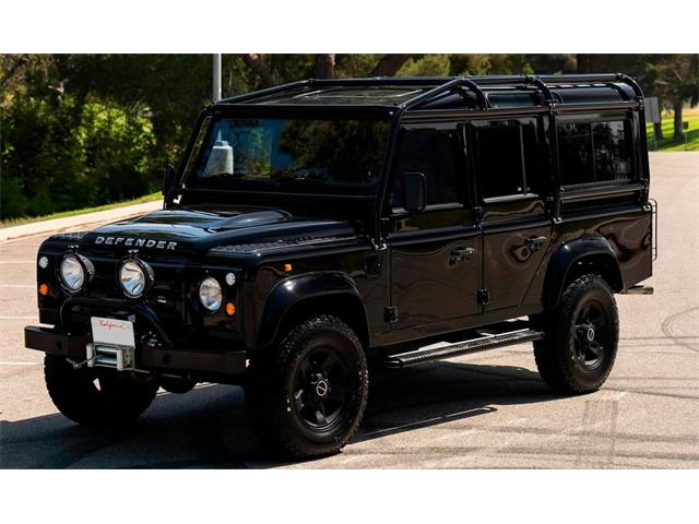 1983 Land Rover Defender (CC-1361117) for sale in Carrollton, Texas