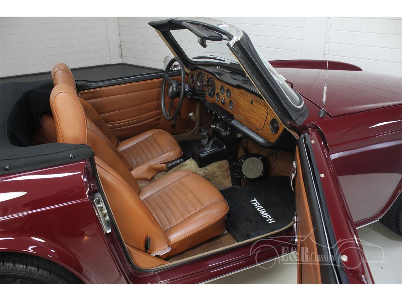 1972 Triumph TR6 (CC-1361122) for sale in Waalwijk, Noord-Brabant