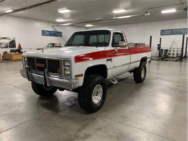 1985 GMC Sierra (CC-1361126) for sale in Holland , Michigan