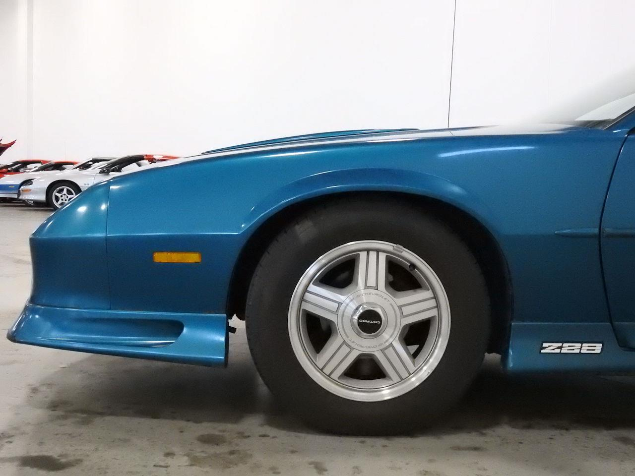 1992 Chevrolet Camaro (CC-1361141) for sale in O'Fallon, Illinois