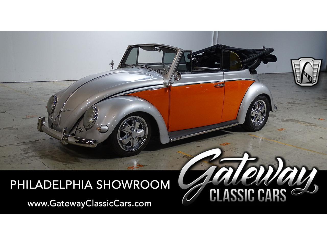 1960 Volkswagen Beetle (CC-1361145) for sale in O'Fallon, Illinois