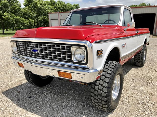 1971 GMC K20 (CC-1361158) for sale in Sherman, Texas