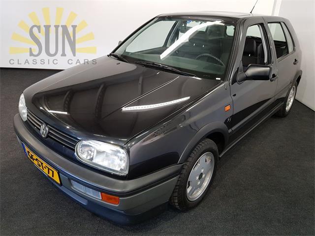 1993 Volkswagen Golf (CC-1361159) for sale in Waalwijk, Noord-Brabant