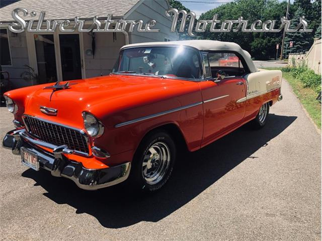 1955 Chevrolet Bel Air (CC-1360116) for sale in North Andover, Massachusetts