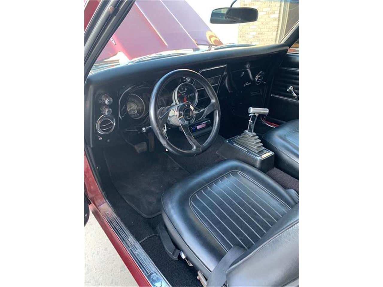 1968 Chevrolet Camaro SS (CC-1361162) for sale in Casper, Wyoming
