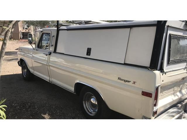 1972 Ford 1/2 Ton Pickup (CC-1361168) for sale in Quartzite, Arizona