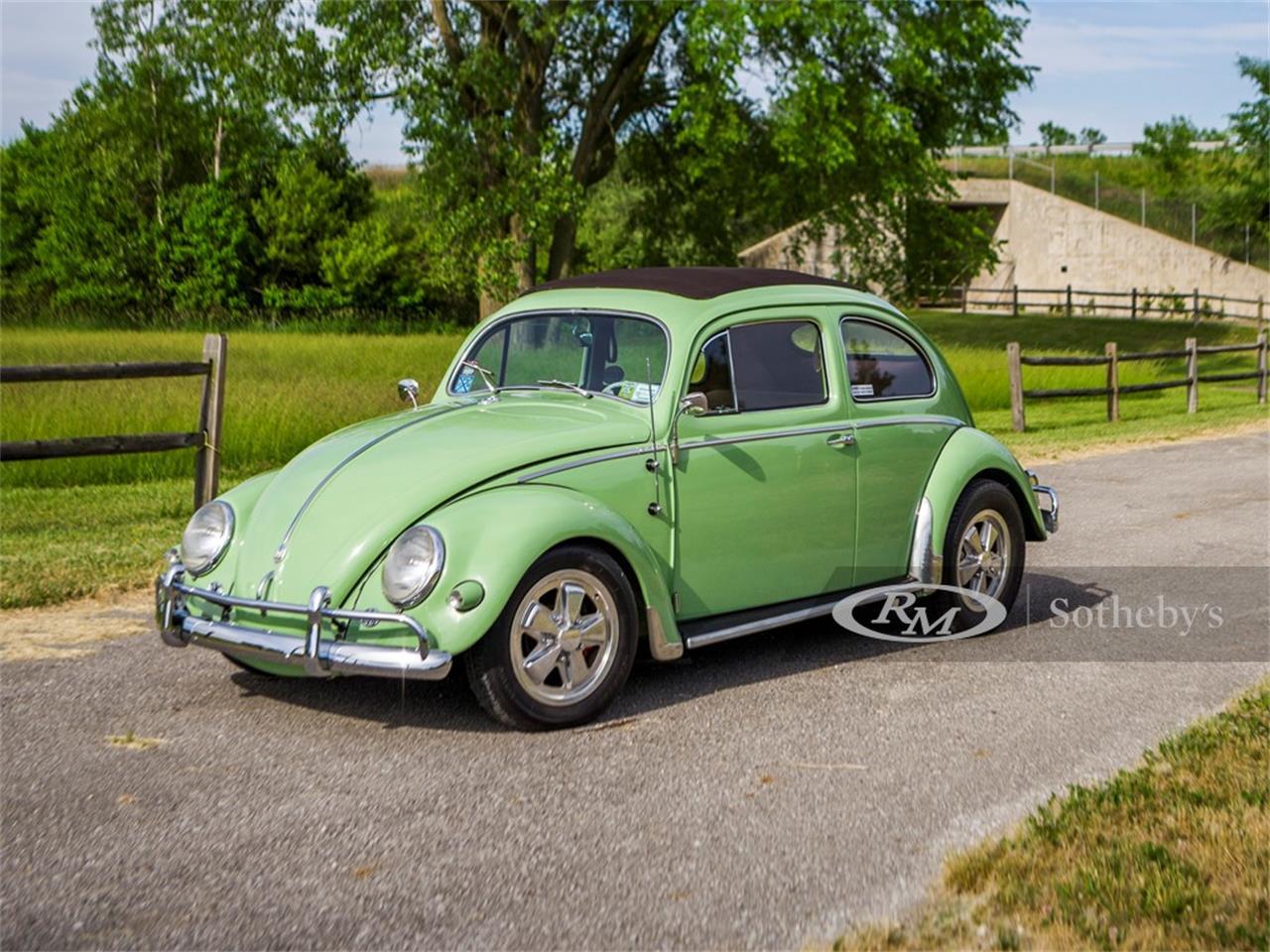 1956 Volkswagen Beetle (CC-1361174) for sale in Auburn, Indiana