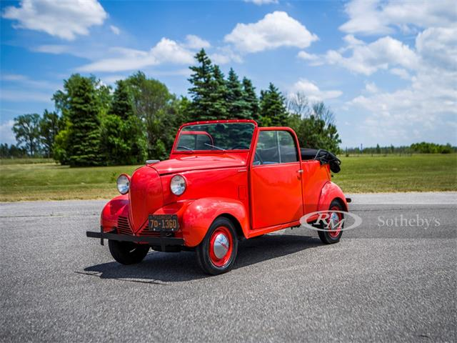 1942 Crosley Coupe (CC-1361178) for sale in Auburn, Indiana