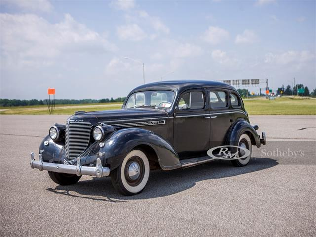 1938 Chrysler Imperial (CC-1361181) for sale in Auburn, Indiana