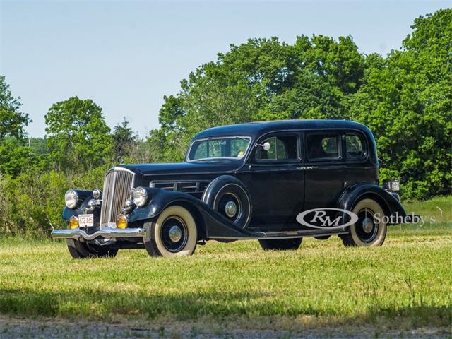 1935 Pierce-Arrow Twelve (CC-1361183) for sale in Auburn, Indiana