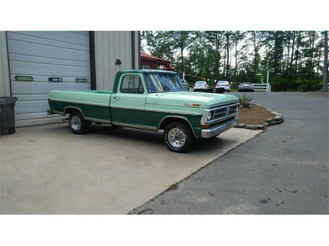 1971 Ford Pickup (CC-1360119) for sale in Greensboro, North Carolina