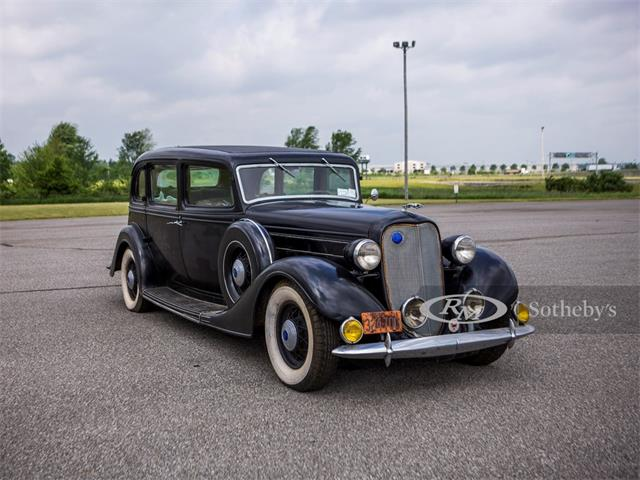 1935 Lincoln K-Series (CC-1361195) for sale in Auburn, Indiana