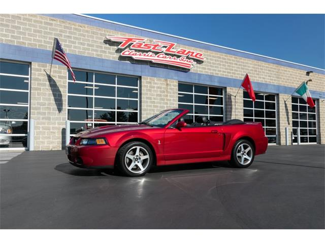 2003 Ford Mustang (CC-1360120) for sale in St. Charles, Missouri