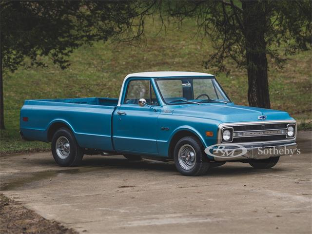 1970 Chevrolet C10 (CC-1361201) for sale in Auburn, Indiana