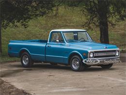 1970 Chevrolet C10 (CC-1361201) for sale in Auburn, Indiana