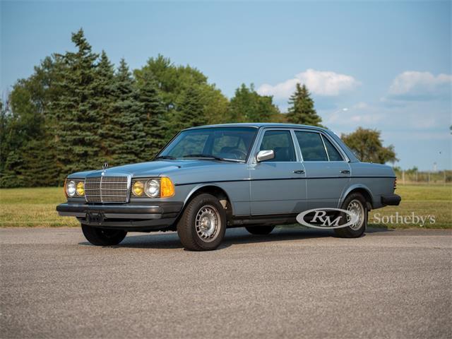 1984 Mercedes-Benz 300D (CC-1361205) for sale in Auburn, Indiana