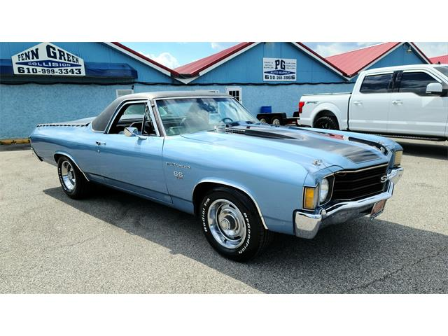 1972 Chevrolet El Camino (CC-1361218) for sale in Avondale, Pennsylvania