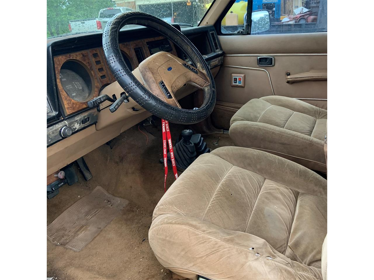 1985 Ford Bronco II (CC-1361223) for sale in ATWOOD, Oklahoma