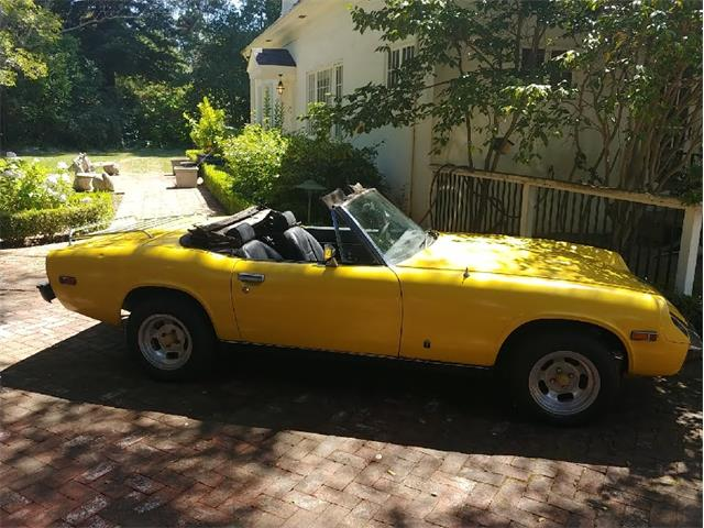 1974 Jensen-Healey Convertible (CC-1361225) for sale in Menlo Park, California