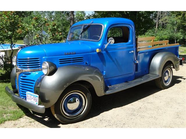 1946 Dodge Pickup (CC-1361227) for sale in Grand Rapids, Minnesota