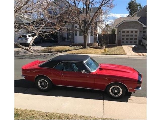 1968 Chevrolet Camaro (CC-1361228) for sale in Aurora, Colorado