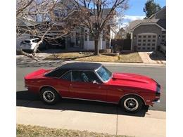 1968 Chevrolet Camaro (CC-1361228) for sale in Aurora, Colorado