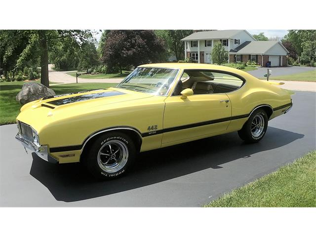 1970 Oldsmobile 442 W-30 (CC-1361230) for sale in Brookfield, Wisconsin